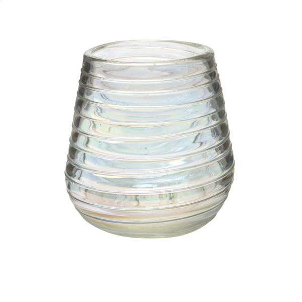 955fe023e7a Amici Home Perla 6-Piece Clear-Luster Glass Stemless Wine Drinkware Set wit  16