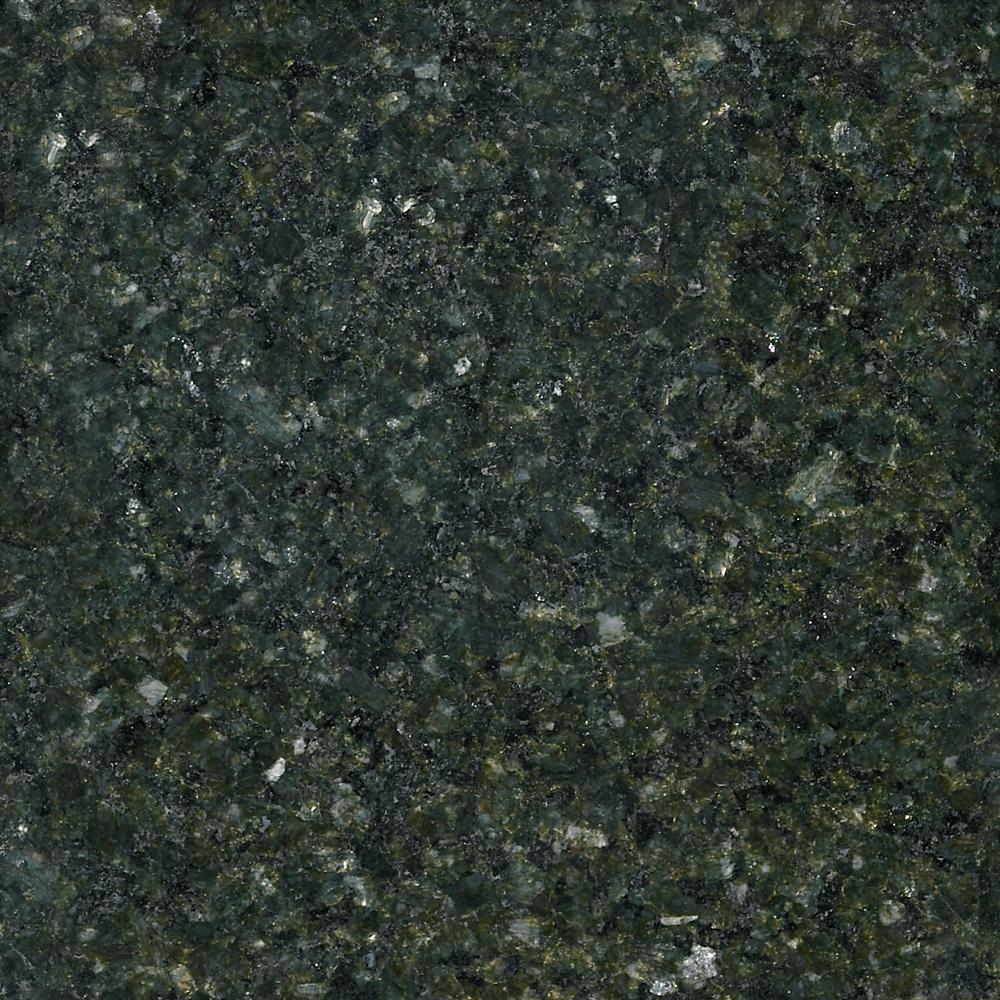 3 in. x 3 in. Granite Countertop Sample in Ubatuba