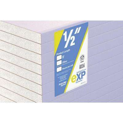 Moisture Resistant Drywall Sheets Drywall The Home Depot