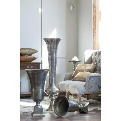 Bryce Pewter Tall Vase