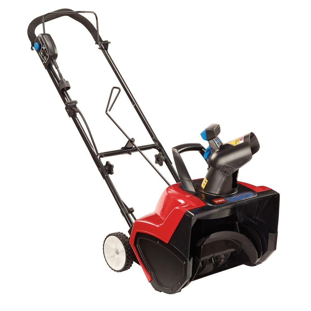 Toro Power Curve 18 in. 15 Amp Electric Snow Blower