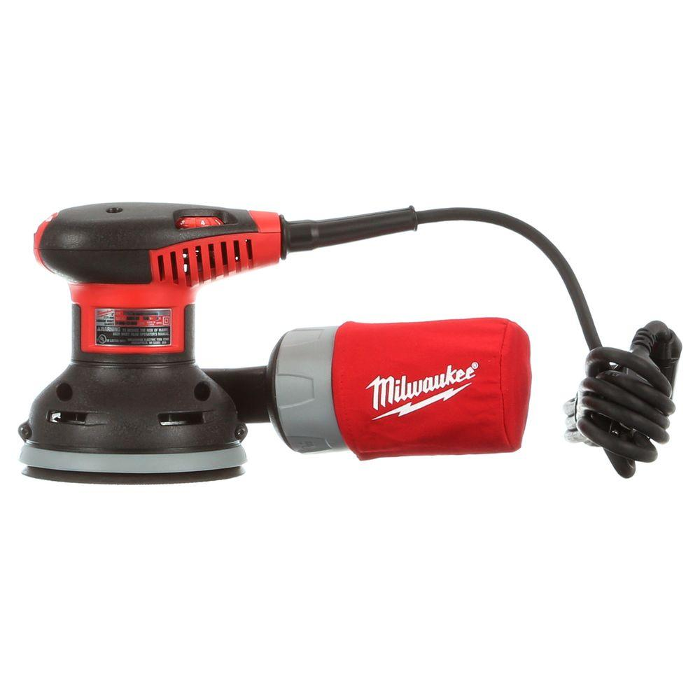 Milwaukee 5 in. Random Orbital Sander