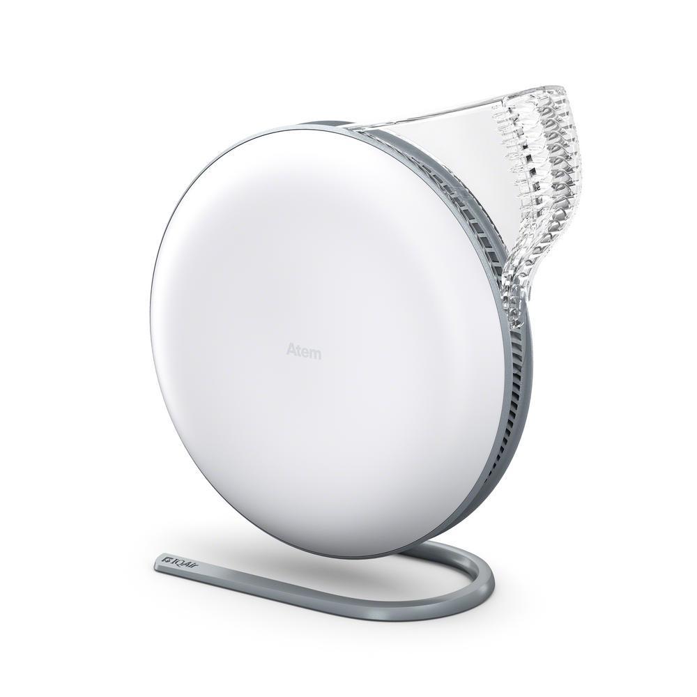 IQAir Atem Personal White Air Purifier