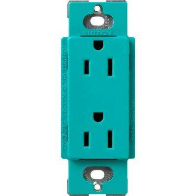 Turquoise Lutron Electrical Outlets Receptacles Scrs Tr Tq Compressed on Duplex Double Toggle Light Switch Wiring Diagram