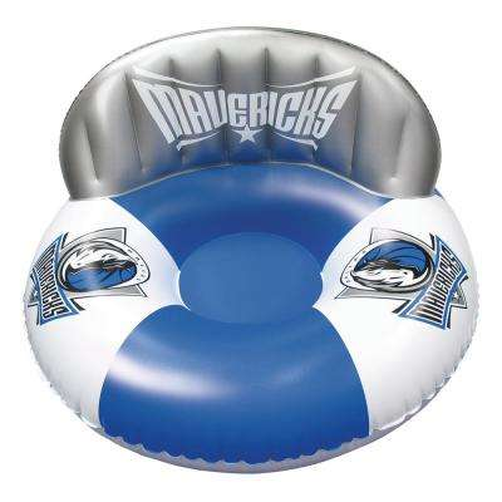 Dallas Mavericks NBA Deluxe Swimming Pool Float Tube
