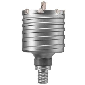 Bosch 4 inch Carbide SDS-max Rotary Hammer Core Bit for Masonry and Concrete Drilling... by Bosch