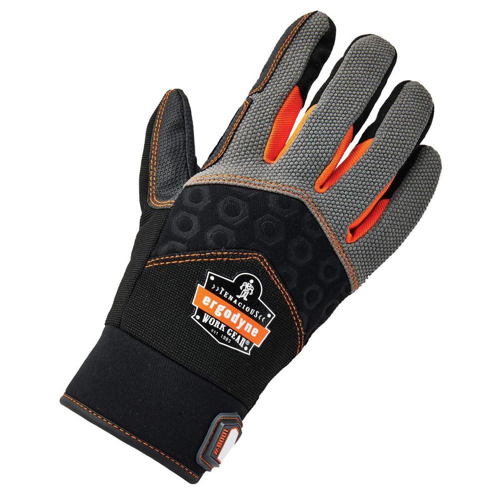ProFlex Small Full-Finger Impact Work Gloves