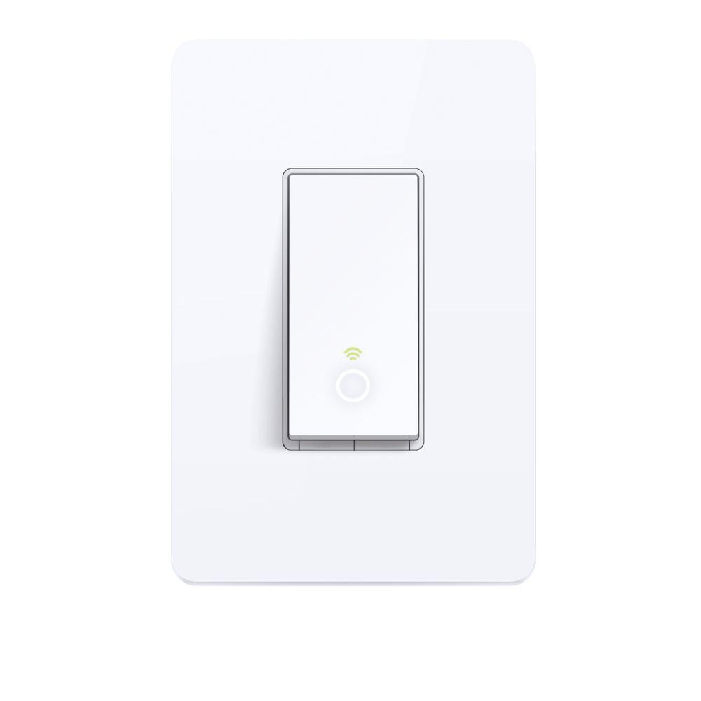 TP-LINK Smart Wi-Fi Light Switch-HS200 - The Home Depot