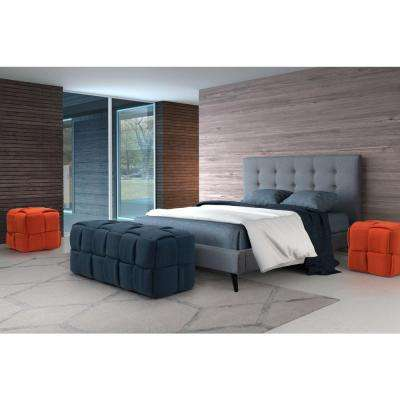 Navy Blue - Bedroom Benches - Bedroom Furniture - The Home Depot