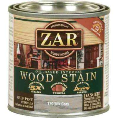 170 .5Pt Silk Gray Wood Stain