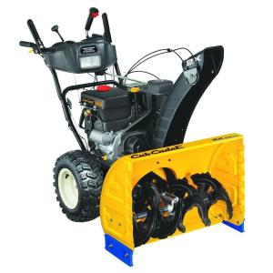 Cub Cadet 2X 528 SWE 28 inch 277cc 2-Stage Electric Start Gas Snow Blower with Power Steering by Cub Cadet