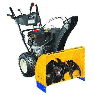 28 in. 277 cc Two-Stage Gas Snow Blower with Electric Start and Power Steering