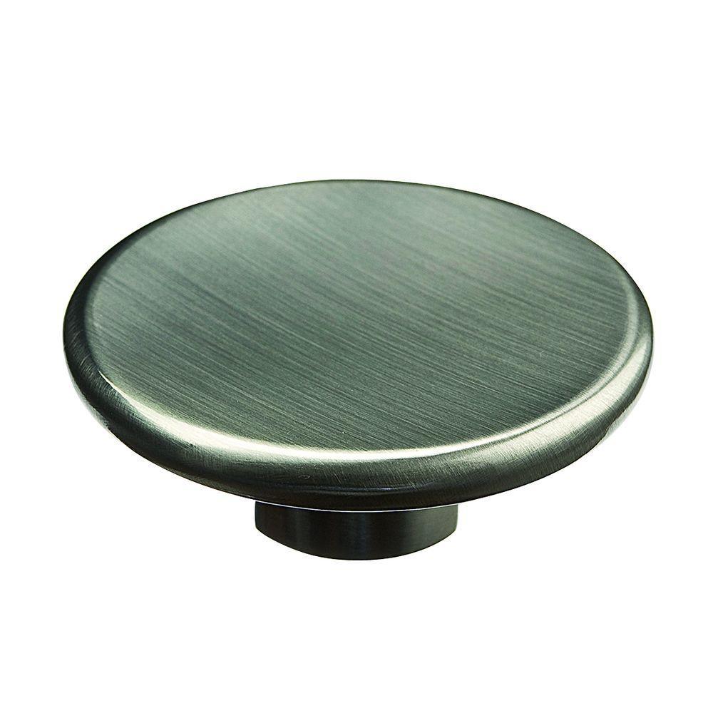 57 mm Brushed Nickel Door Knob