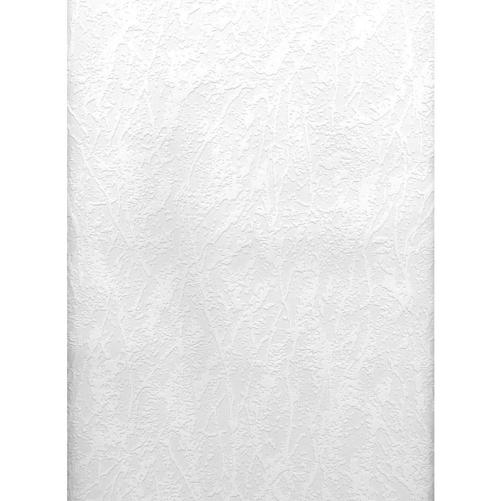 Paintable Splatter Plaster Texture Wallpaper Sample