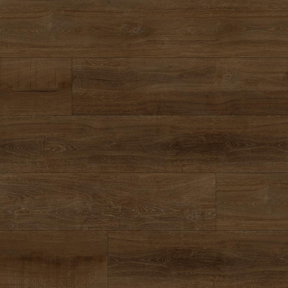 Piedmont Glenville 7 in. x 48 in. Rigid Core Luxury Vinyl Plank Flooring (23.8 sq. ft. / case)