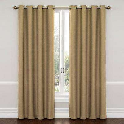 Wyndham Blackout Curtain Panel