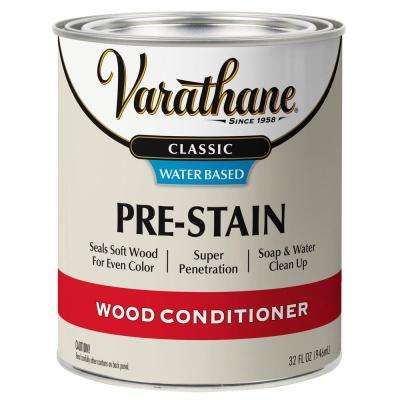 1 qt. Classic Water-Based Pre-Stain Wood Conditioner