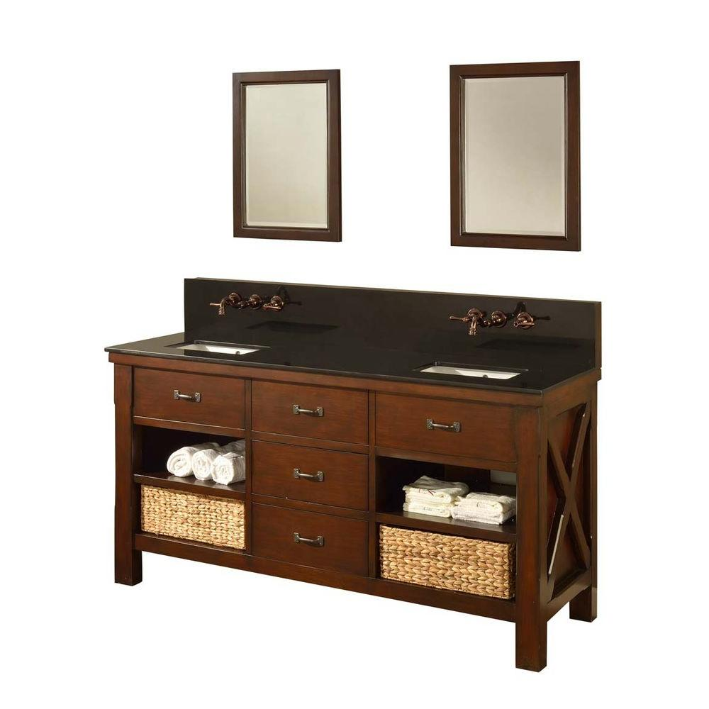 Direct Vanity Sink Xtraordinary Spa Premium 70 In Double Vanity In