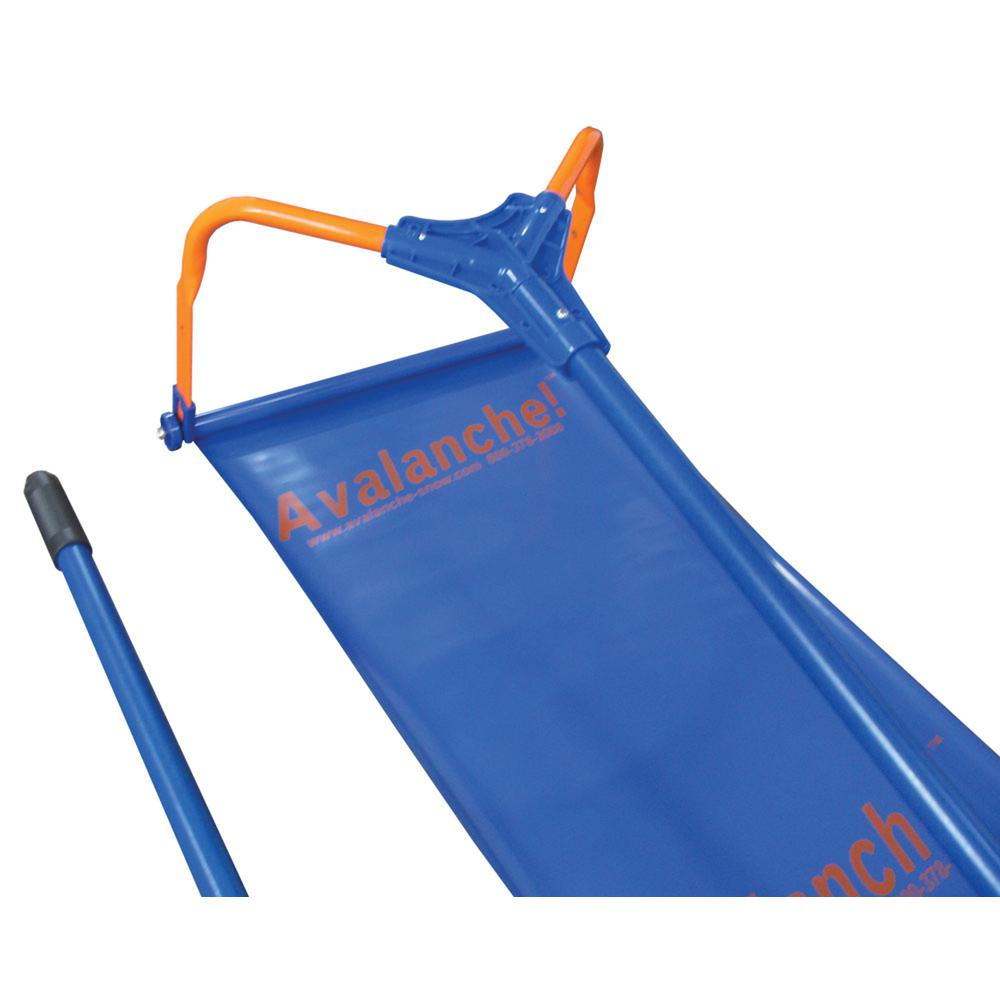 Avalanche 500 Fiberglass Handle Roof Snow Removal System