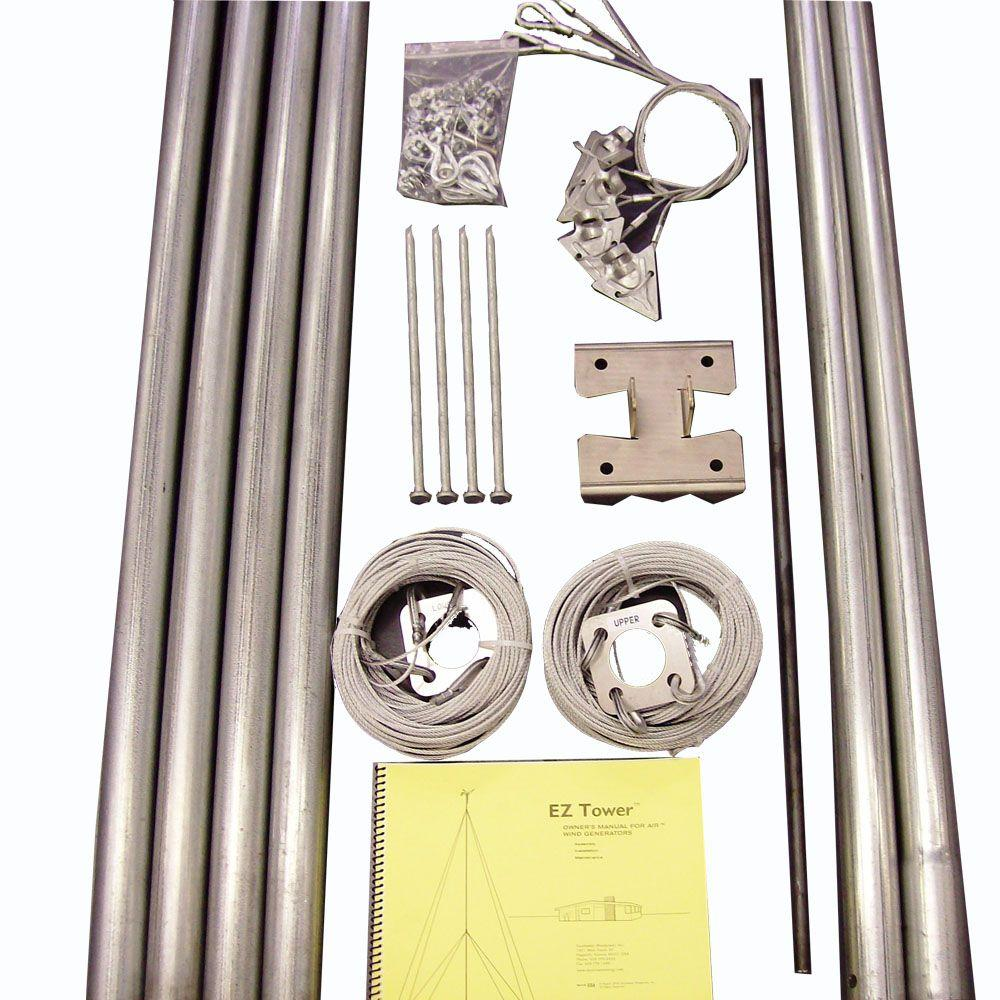 Southwest Windpower 29 ft. EZ Tower Kit for Air 30-DISCONTINUED