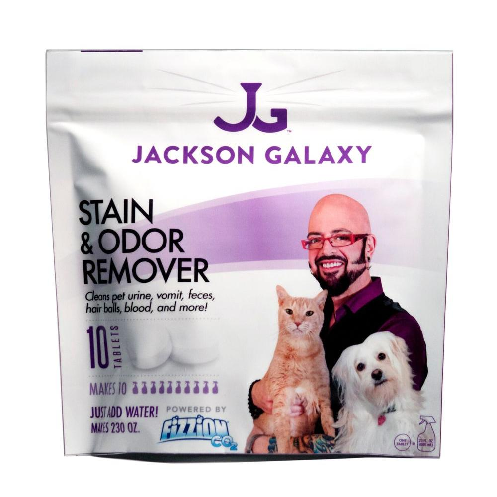 23 oz. Pet Stain and Odor Remover Tablet (10-Pack)