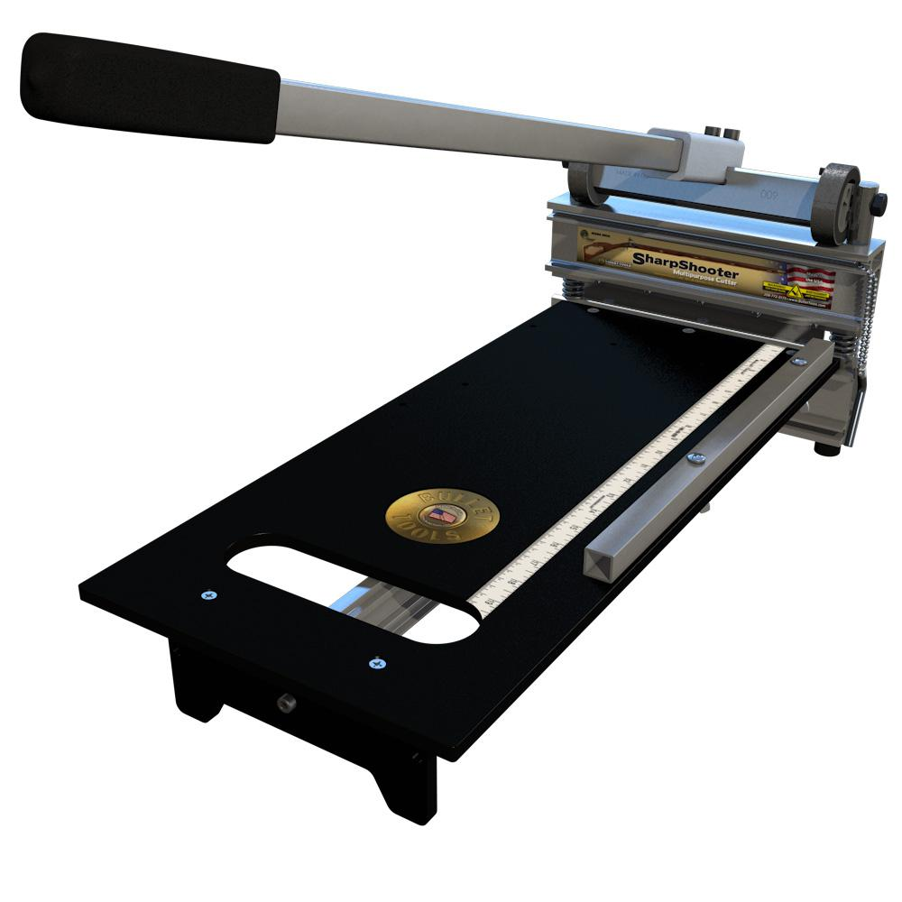 Ez Shear Sharpshooter Siding And Laminate Flooring Cutter