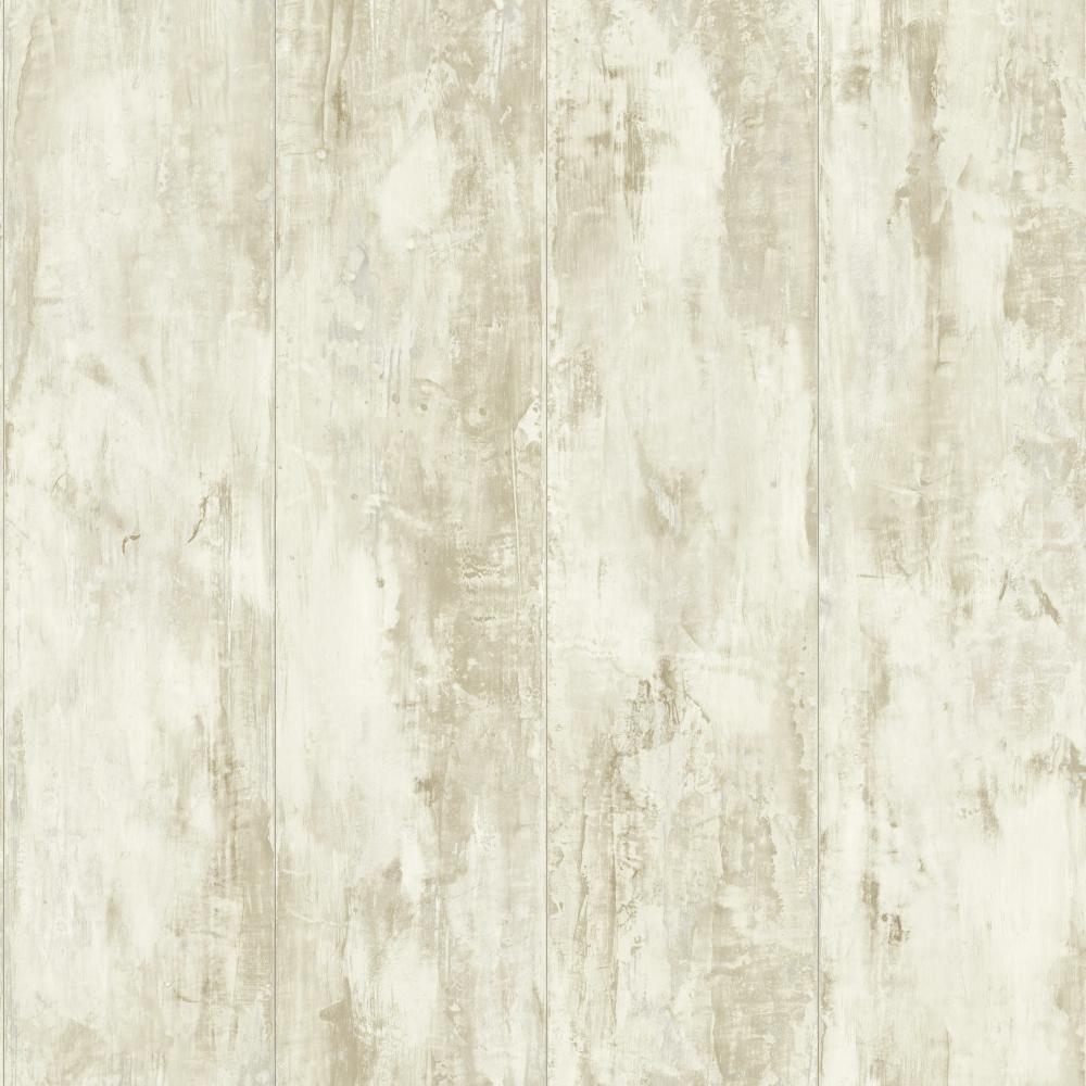 York Wallcoverings Nautical Living Painted Wood Planks Wallpaper NY4952
