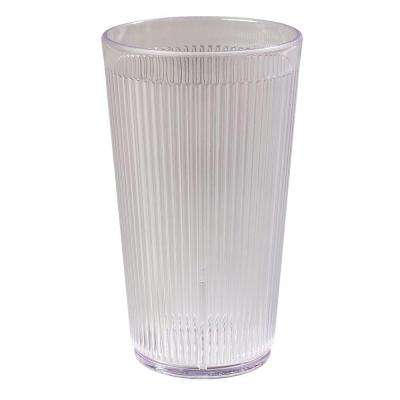 Carlisle 20 oz. SAN Plastic Tumbler in Clear (Case of 48) by Plastic Tumblers