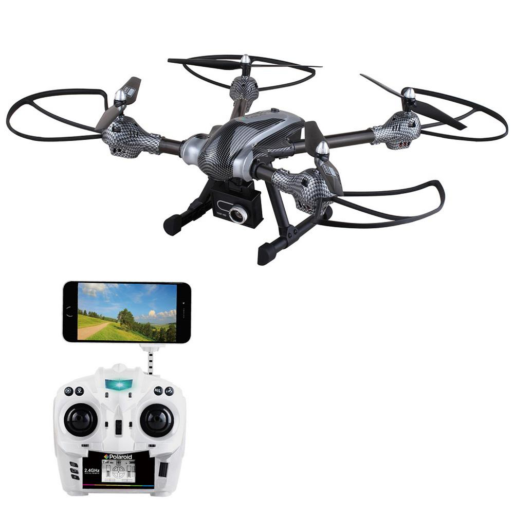 Polaroid Sky War Wi Fi Camera Drone Pl800 The Home Depot