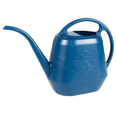 56 oz Deep Sea Watering Can Plastic Aqua Rite