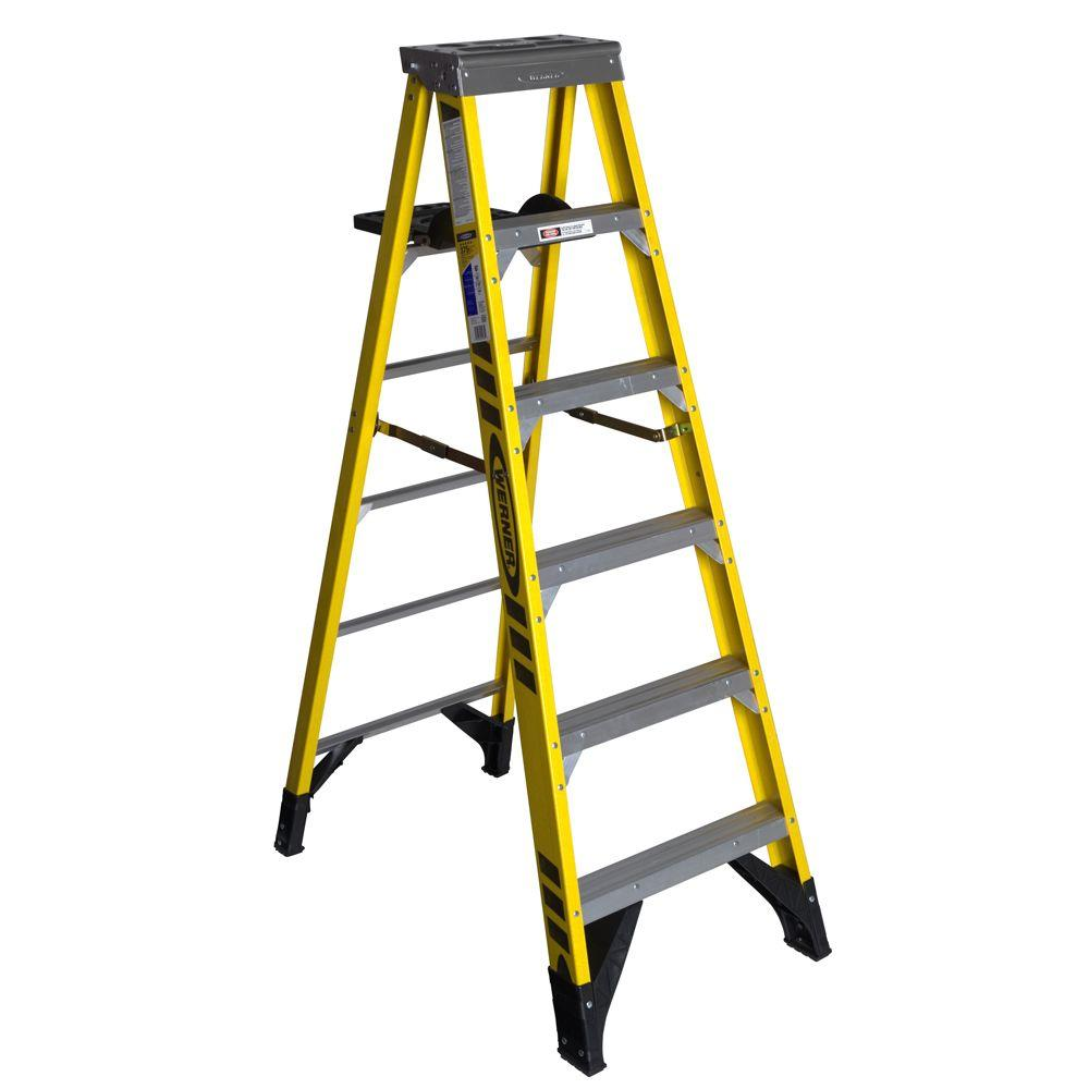 Type 1AA - 375 lbs. - Step Ladders - Ladders - The Home Depot