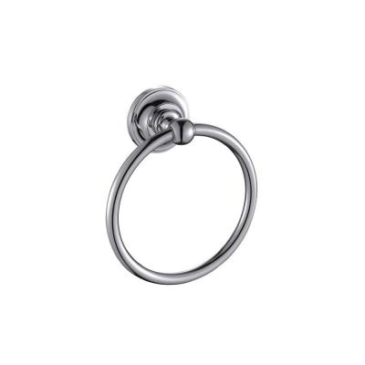 Elysium Towel Ring in Chrome
