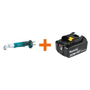 18-Volt LXT Lithium-Ion Cordless Angle Impact Driver (Tool-Only) with Bonus 18-Volt LXT Lithium-Ion Battery Pack 5.0Ah