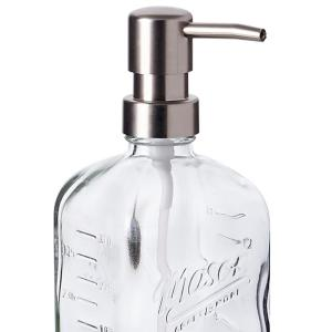 MASON CRAFT & MORE 4-Piece Glass Soap Pump and Caddy Set TPT ...