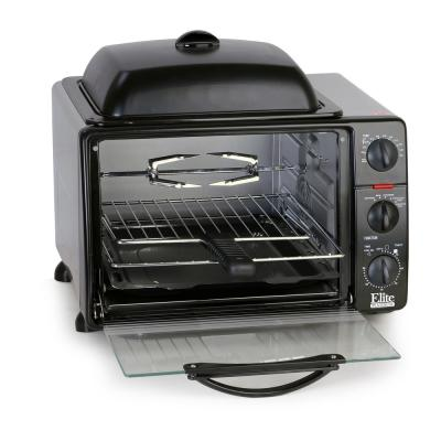 0.8 cu. ft. Multi-Function Toaster Oven with Griddle