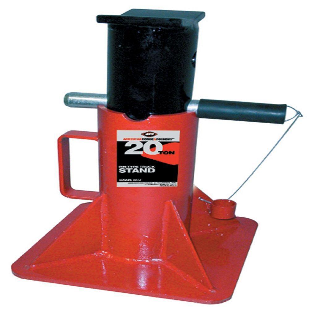 20-Ton Heavy Duty Jack Stand