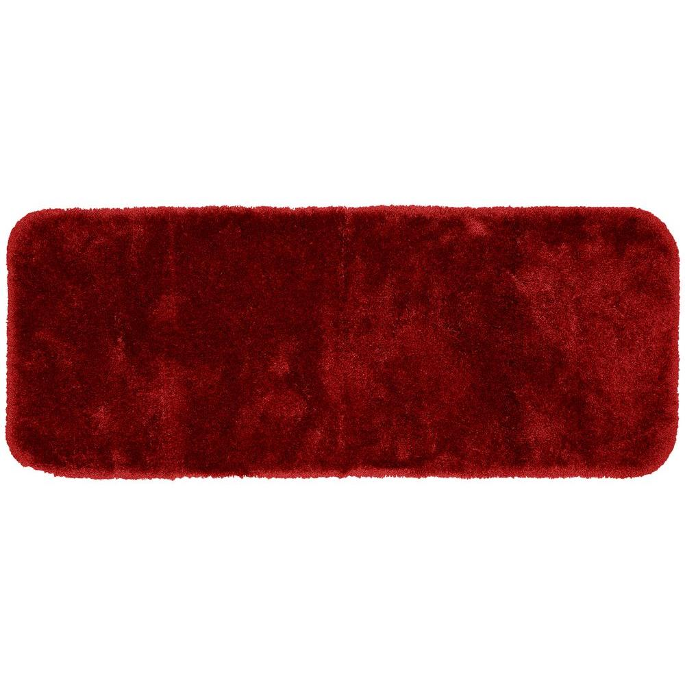 Garland Rug Finest Luxury Chili Pepper Red 22 In X 60 In