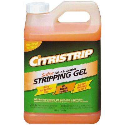 1/2 gal. Safer Paint and Varnish Stripping Gel