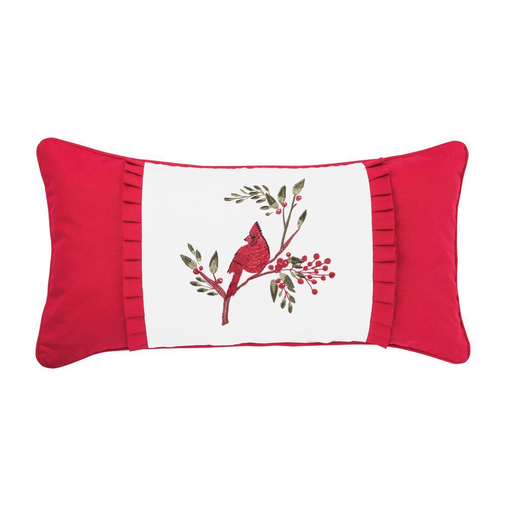 Cardinal Standard Pillow