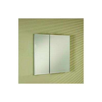 30 in. W x 30 in. H x 4-3/4 in. D Recessed Medicine Cabinet in Mirror