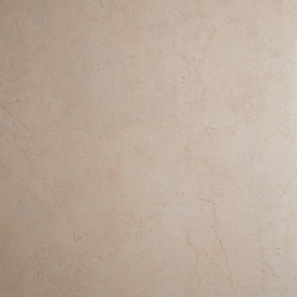 24x24 tile flooring the home depot crema piedra 24 in x dailygadgetfo Image collections