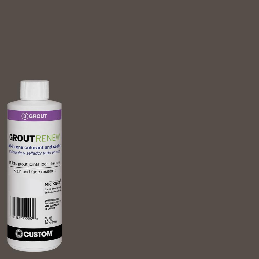 Polyblend #540 Truffle 8 oz. Grout Renew Colorant