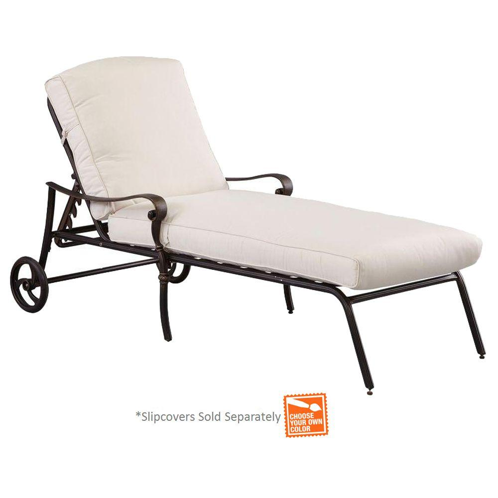 tree seating more dark views lounge chaise patio set aluminum bronze walnut outdoor dining cast lounges cushions palm
