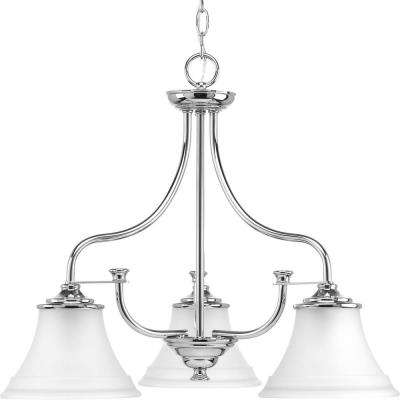 Progress Lighting Elevate Collection 7 Light Polished Chrome