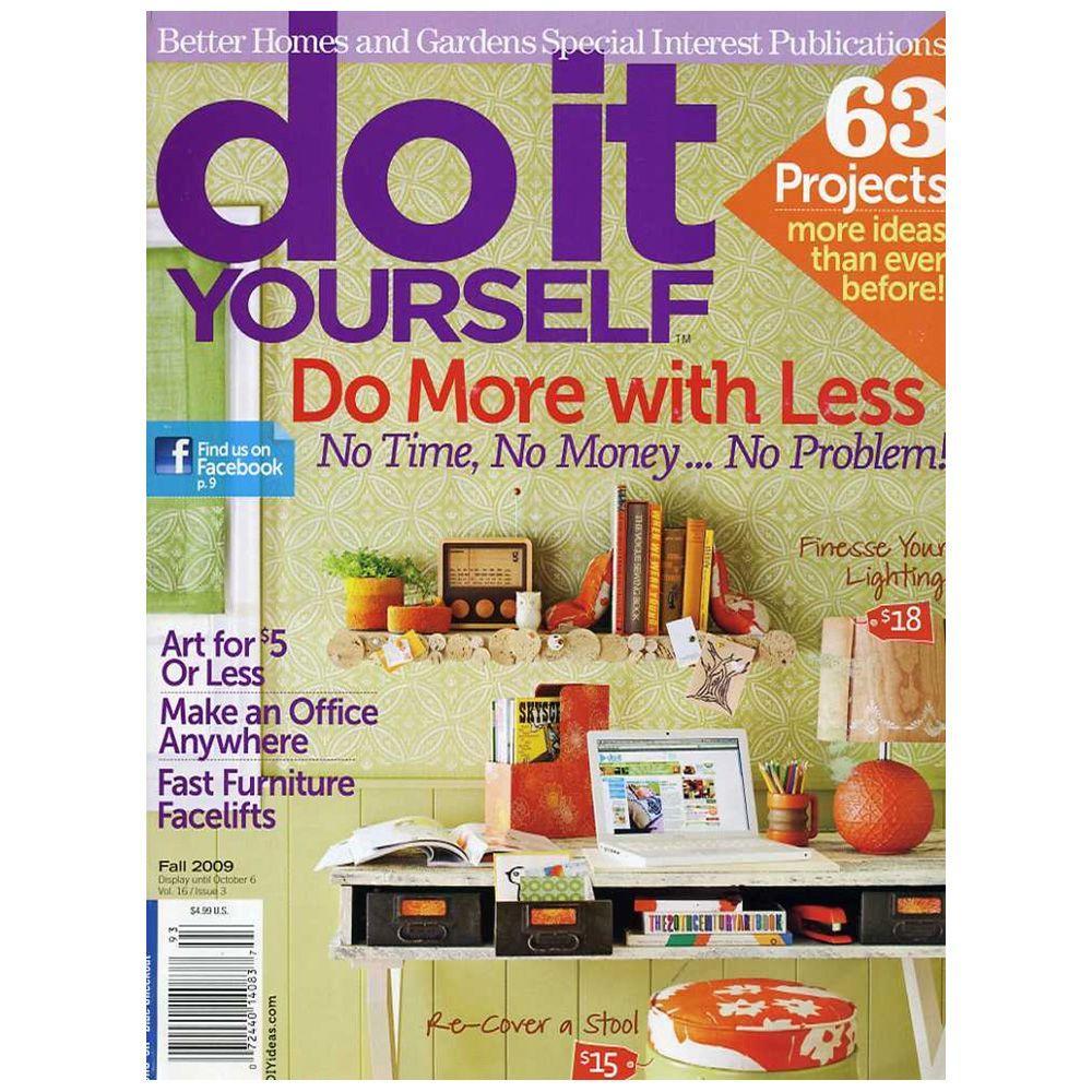 Bhg do it yourself magazine 14083 the home depot bhg do it yourself magazine solutioingenieria Gallery