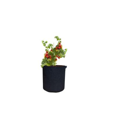 10 Gal. Breathable Fabric Root Aeration Polypropylene Pot with Handles (5-Pack)