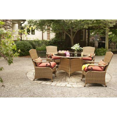 Martha Stewart Living Belle Isle Collection 5-Piece Dining Patio Set-DISCONTINUED