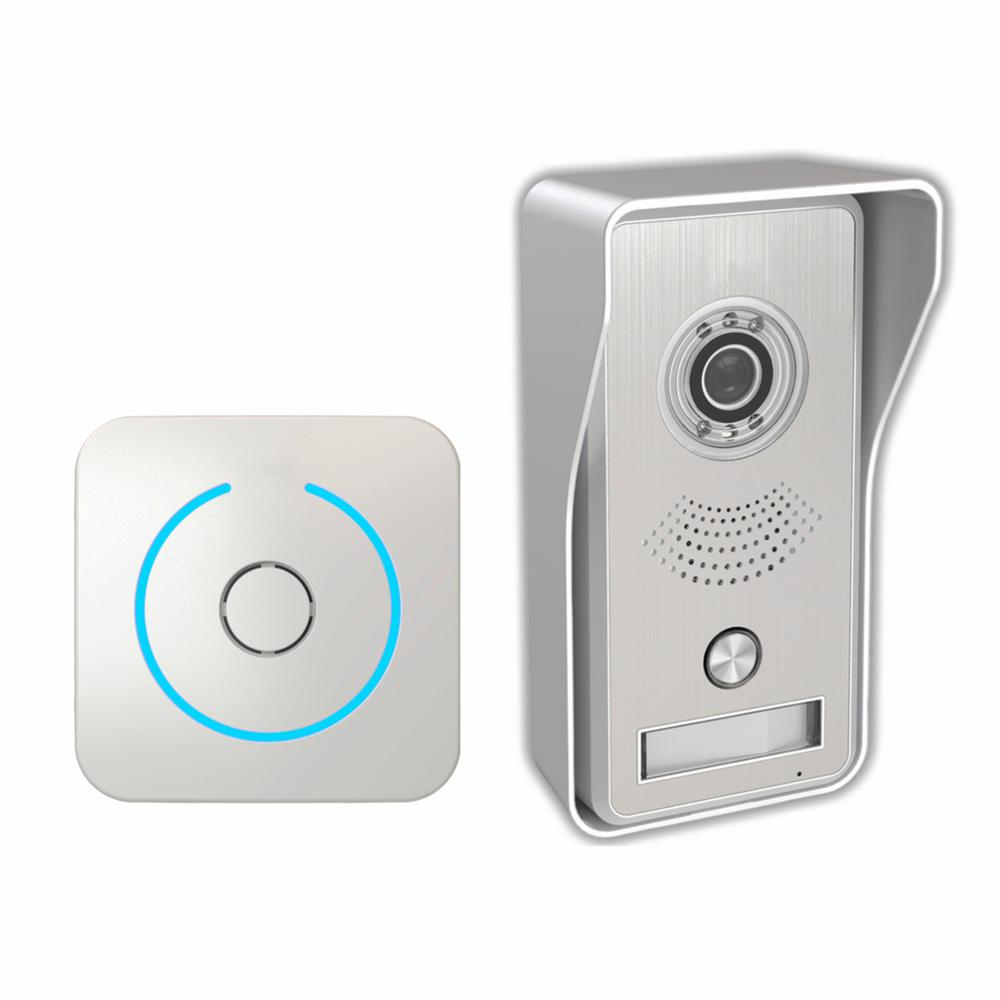 SeqCam Wi-Fi Video Door Phone  sc 1 st  Home Depot & SeqCam Wi-Fi Video Door Phone-SEQ8812W - The Home Depot