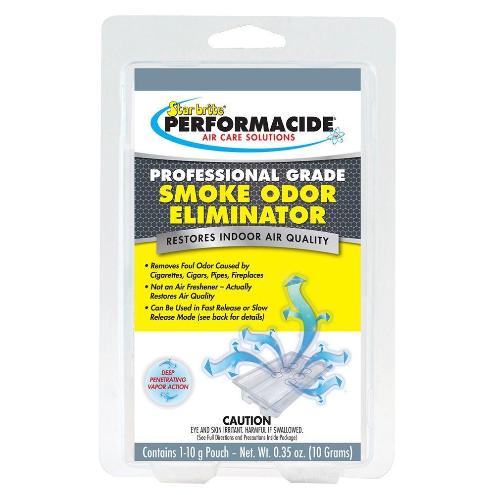 Star Brite Performacide Professional Grade Smoke Odor