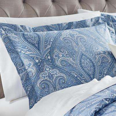 Dandridge Indigio Standard Pillow Sham